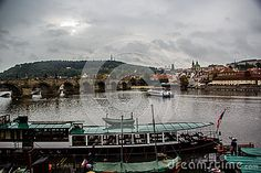 Prague - the capital of Check Republic