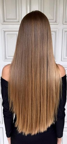 Hair Goals Straight Eyebrows Ideas For 2019 Blond Ombre, Brown Hair With Blonde Highlights, Brown Hair Balayage, Ombre Hair Color, Hair Highlights, Black Highlights, Ombre Brown, Blonde Balayage, Long Eyebrows