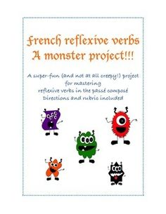 1000 images about french writing tools on pinterest french immersion writing and adverbs. Black Bedroom Furniture Sets. Home Design Ideas