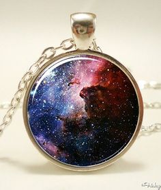 @Etsy Spotlight: Stunning Space Jewelry