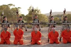 ISIS Kids Execute Prisoners on Tape - ISIS is known for its grisly videos of beheadings and other sadistic killings. But the new video is particularly grisly and horrific even by ISIS' cruel standards.
