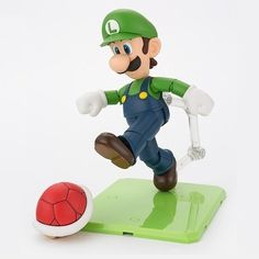 Luigi - SHFiguarts - Action Figure Super Mario Bros