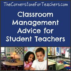 Classroom management advice for student teachers: finding your teaching style and dealing with differences in teaching styles, establishing authority in the classroom, dealing with student misbehavior as a students teacher, and more.