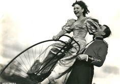 June Duprez, John Clements, #Bikes, and #Joy. 1939