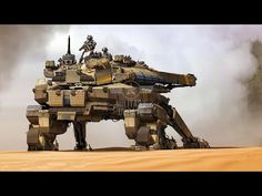 These US Military Robotic Combat Vehicles Shocked The World!