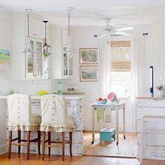 Create a Cottage-Style Kitchen