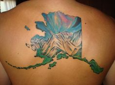 ADN reader submitted tattoo, but one of the best filled in AK's I've seen!