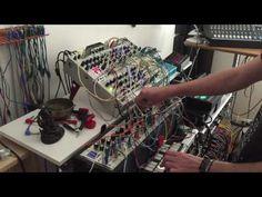 Live Synth Jam With Analog Rytm & Modular Synthesizer – Synthtopia