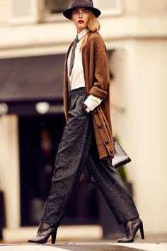 12 High Fashion � Street Style Trends Fall �13