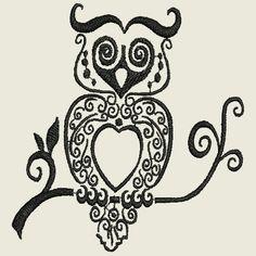 Stencil Owl Cutwork, Word Art, Blackwork, Machine Embroidery Designs, Quilt Blocks, Free Design, Fathers Day, Stencils, Applique