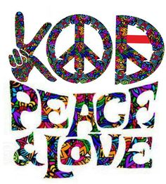 KOD peace & Love Komitet obrony Demokracji