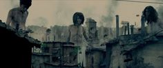 Horror Town USA: New ClipsFor 'Attack On Titan':