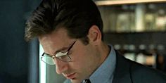 Season One Glasses Mulder  Pilot • Squeeze • Jersey Devil • Ghost in the Machine • Fallen Angel • Eve • Fire