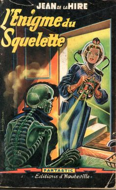 very strange pulp fiction Pulp Fiction Kunst, Science Fiction Kunst, Science Art, Book Cover Art, Comic Book Covers, Voodoo, Classic Sci Fi, Pulp Magazine, Magazine Covers