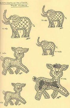 renda de bilros / bobbin lace Animais / Animals Bobbin Lace Patterns, Crochet Butterfly, Lacemaking, Point Lace, Needle Lace, Fauna, Lace Design, Irish Crochet, Lace Knitting