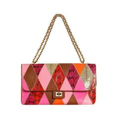 CLUTCH LADY / Moschino - 2012 Fall-Winter ❤ liked on Polyvore