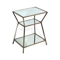 Interlude Norha Side Table
