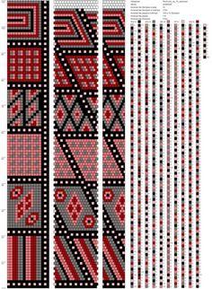 Схемы жгутов от Марии Глуховой