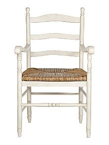 Belmont Ladder Back Arm Chair Cottage Haven Interiors In Massachusetts Arm  Chairs, Dining Room Chairs