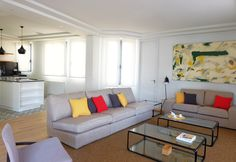 Nice penthouse, isn't it? Our apartments in Sagasta Street  === Bonito ático, ¿verdad? Nuestros apartamentos en la Calle Sagasta  http://www.primeresidence.es/#!atico-b-ingles/brmpg