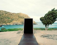 Dani Karavan. Monument to Walter Benjamin