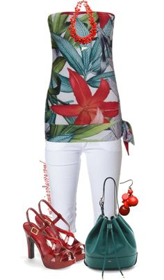 """Untitled #625"" by mzmamie on Polyvore"