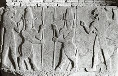 Hittite, mythological creatures, Karkgamış, Museum of Anatolian Civilization, Ankara (Ekrem Akurgal) (Erdinç Bakla archive)