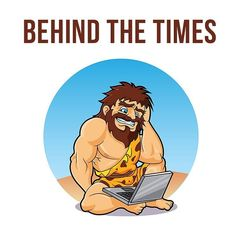 """Hello everybody! 😀 Our of the day is """"Behind the times"""", which means """"old-fashioned."""" Origin: the phrase is recorded from Charles Dickens used this idiom in """"Dombey and Son"""": """"I'm old-fashioned, and behind the Time. English Idioms, English Lessons, English Grammar, Learn English, English Language, Dombey And Son, Idiomatic Expressions, Idioms And Phrases, Appreciation Quotes"""