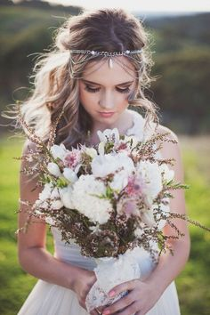 18 wedding bouquets that are totally chic 5