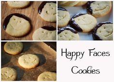 Patce's Patisserie: Happy Faces Cookies {Pimp your Butterkeks}