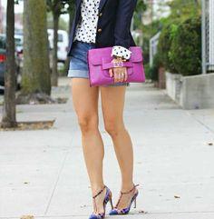 Shorts w heels