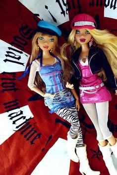 Ayumi & Shion - MyScene dolls
