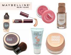 Maquiagem Maybelline: Um review sobre batons, pó, base e rímel on http://furiarosa.com