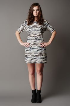 Arum dress - like the look of this pattern