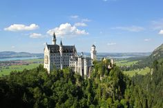 10 Castles To Visit in Germany
