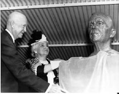 September 8, 1960: NASA's George C. Marshall Space Flight Center in Huntsville, which grew out of the Army's Redstone Arsenal, is dedicated by President Dwight D. Eisenhower. Among many contributions to the U.S. space program, center director Wernher von Braun and his team developed the Saturn rockets that launched American astronauts to the moon in 1969.