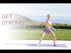 23.06. : NEW! Get Strong | Rebecca Louise - YouTube