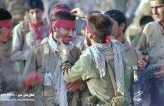 Iranian forces Iran-Iraq war