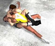 mixed wrestling 39 by cattle6 on DeviantArt