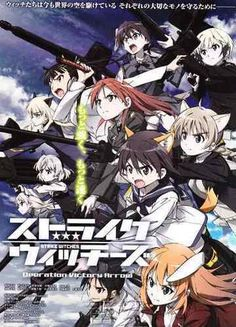 Strike Witches: Operation Victory Arrow VOSTFR BLURAY | Animes-Mangas-DDL