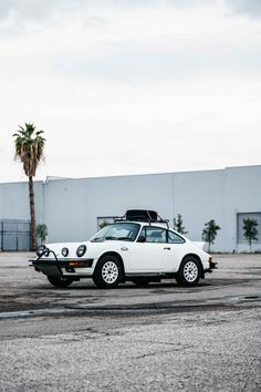 Back in April a few Porsche lovers came together to transform a Carrera 3 into the#LuftAuto, a built-for-racing Safari car that just loves to get dirty. It when on to be auctioned at Luftgekühlt 3 for... More