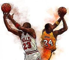 The Chicago Bulls icon Michael Jordan versus LA Lakers legend Kobe Bryant argument will rage on forever.