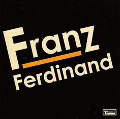 Designed by drummer Paul Thomson (who once posed as a nude model at Glasgow School Of Art), this logo, like much of Franz Ferdinand's artwork, was inspired by Russian avant-garde imagery.