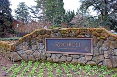Rochioli - one of the Russian River Valley's finest - the *best* Pinot Noir