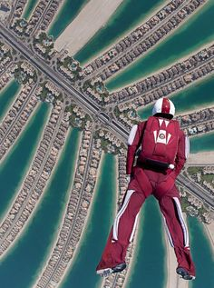 New frontiers in Dubai...it's all in the perspective.