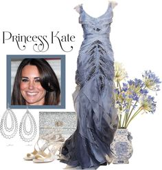 """""""Contest Princess Kate"""" by ccrisp ❤ liked on Polyvore"""