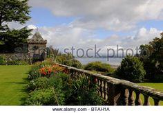 Torosay Castle grounds, Isle of Mull, Inner Hebrides-1 - Stock Image