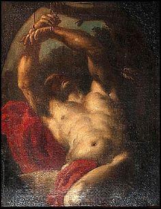 Guido Reni (1575-1642), 1620, St. Sebastian