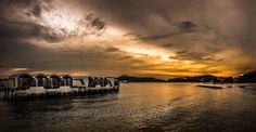 https://flic.kr/p/wZBau8 | Lexis Hibiscus at sunset...