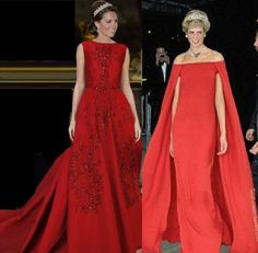 Royals, the entire family Princess Katherine, Princess Kate, Diana Fashion, Royal Fashion, Princesa Diana, Duchess Kate, Duchess Of Cambridge, Beautiful Gowns, Beautiful People